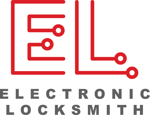 Electronic Locksmith Logo